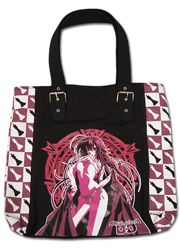 High School Dxd - Rias Tote Bag, an officially licensed product in our High School Dxd Bags department.