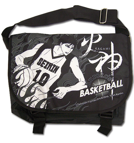 Kuroko's Basketball - Kagami Messenger Bag, an officially licensed Kuroko'S Basketball product at B.A. Toys.
