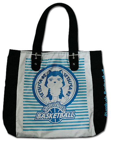 Kuroko's Basketball - Tetsuya #2 Tote Bag, an officially licensed product in our Kuroko'S Basketball Bags department.