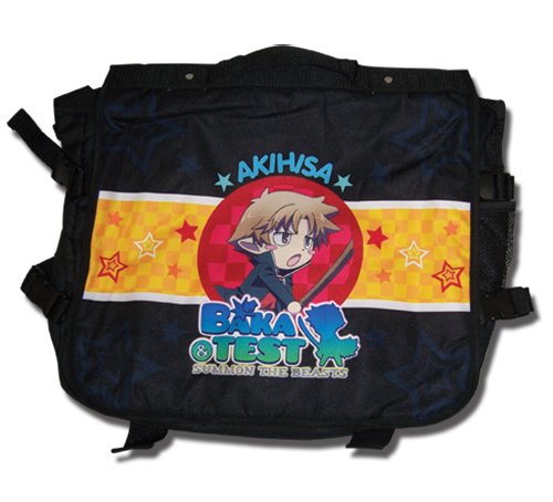 Baka And Test - Akihisa Messenger Bag, an officially licensed product in our Baka & Test Bags department.