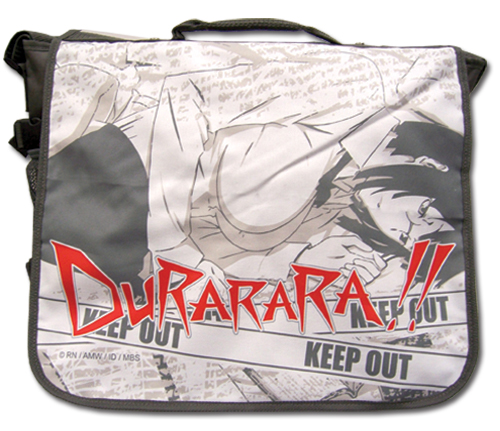Durarara - Sonohara Anri Messenger Bag officially licensed Durarara!! Bags product at B.A. Toys.