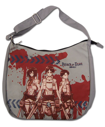 Attack On Titan - Group Bag, an officially licensed product in our Attack On Titan Bags department.