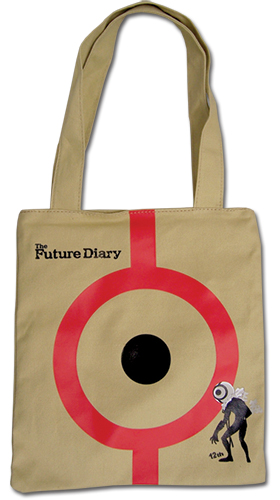 Future Diary - Yomotsu 12Th Tote Bag, an officially licensed product in our Future Diary Bags department.