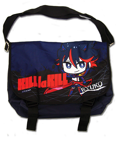 Kill La Kill - Ryuuko Senketu Sd Messenger Bag, an officially licensed product in our Kill La Kill Bags department.