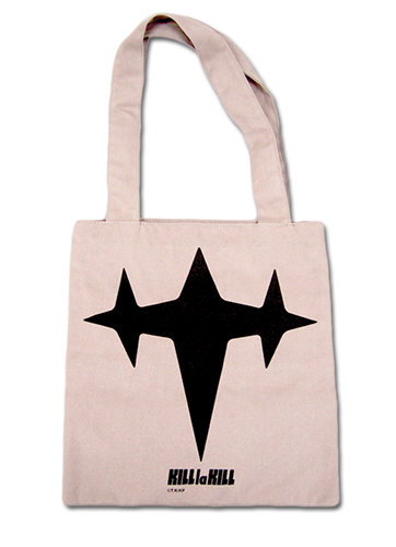 Kill La Kill - Mittsu Hoshi Tote Bag, an officially licensed Kill La Kill product at B.A. Toys.