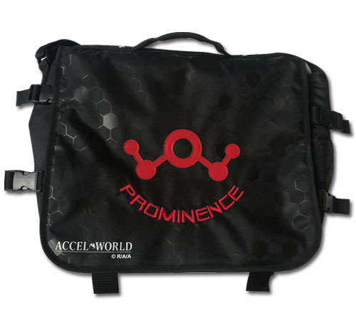 Accel World - Prominence Icon Messenger Bag officially licensed Accel World Bags product at B.A. Toys.