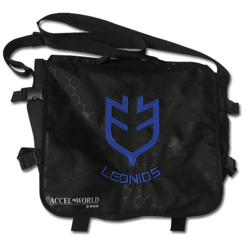 Accel World - Leonids Icon Messenger Bag officially licensed Accel World Bags product at B.A. Toys.