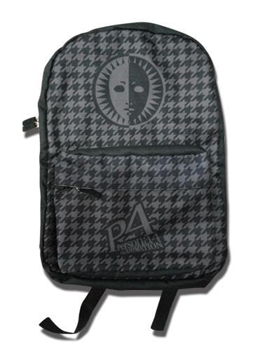 Persona 4 - Card Icon Backpack, an officially licensed product in our Persona Bags department.