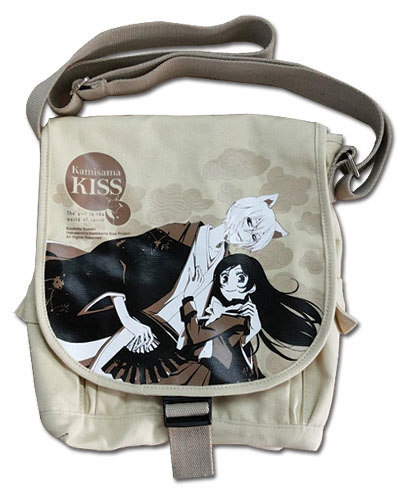 Kamisama Kiss - Tamoe & Nanami Messenger Bag, an officially licensed Kamisama Kiss product at B.A. Toys.