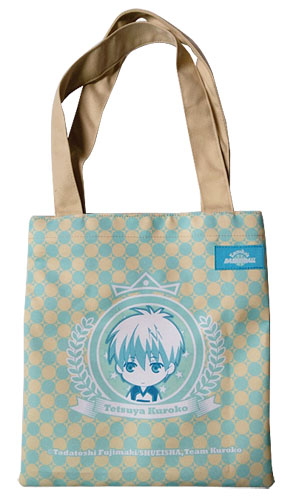 Kuroko's Basketball - Kuroko Girl Tote Bag, an officially licensed Kuroko'S Basketball product at B.A. Toys.