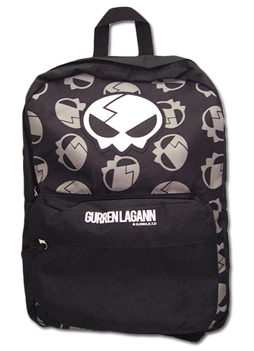 Gurren Lagann - Yoko Skull Backpack, an officially licensed product in our Gurren Lagann Bags department.