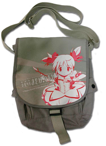 Madoka Magica Movie - Madoka Messenger Bag, an officially licensed product in our Madoka Magica Bags department.