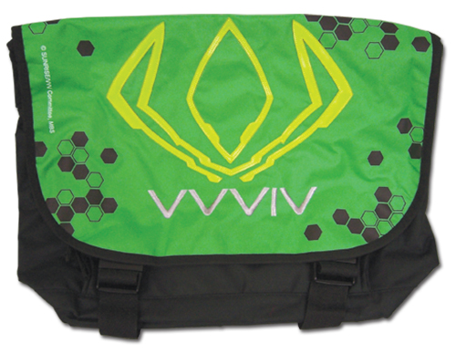 Valvrave The Liberator - Vvviv Messenger Bag, an officially licensed product in our Valvrave Bags department.