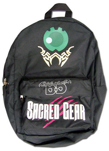 High School Dxd - Issei Gear Backpack, an officially licensed product in our High School Dxd Bags department.