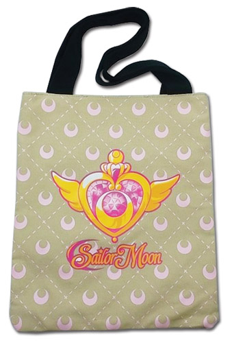 Sailor Moon - Sailor Moon Compact Tote Bag, an officially licensed product in our Sailor Moon Bags department.