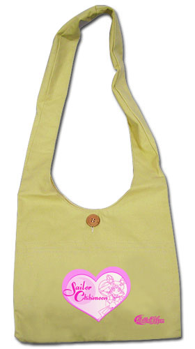 Sailor Moon Super S Chibimoon Shoulder Bag, an officially licensed product in our Sailor Moon Bags department.