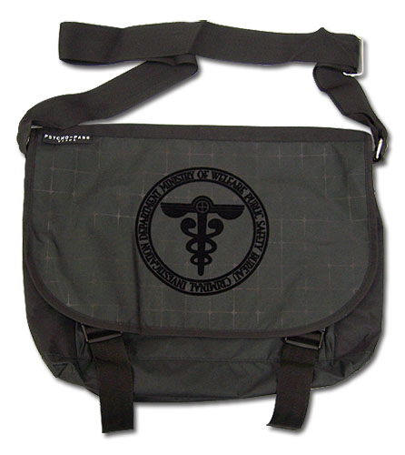 Psycho Pass - Mark Messenger Bag, an officially licensed product in our Psycho-Pass Bags department.