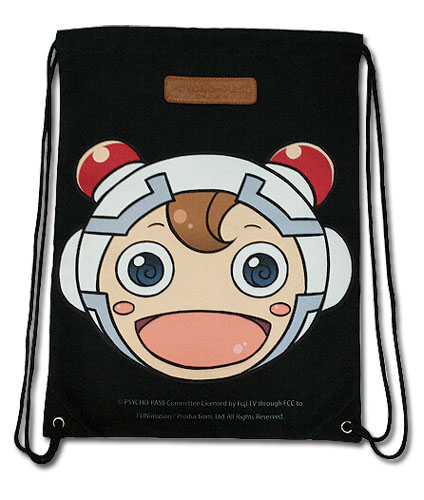 Psycho Pass - Robot Drawstring Bag, an officially licensed product in our Psycho-Pass Bags department.