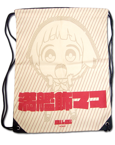 Kill La Kill - Mako Sd Drawstring Bag, an officially licensed product in our Kill La Kill Bags department.
