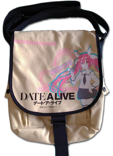 Date A Live - Kotori Messenger Bag officially licensed Date A Live Bags product at B.A. Toys.