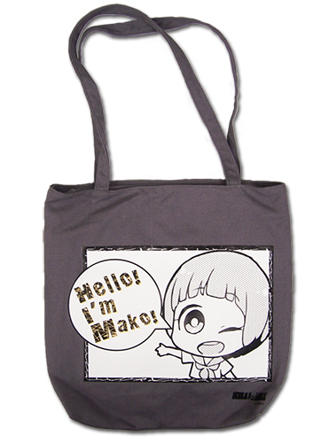 Kill La Kill - Group Tote Bag, an officially licensed Kill La Kill product at B.A. Toys.