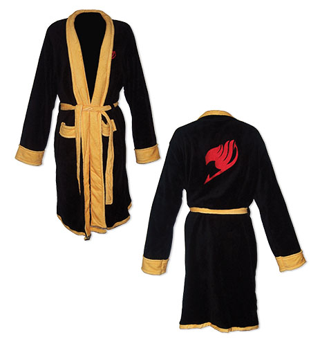 Fairy Tail - Bath Robe, an officially licensed product in our Fairy Tail Costumes & Accessories department.