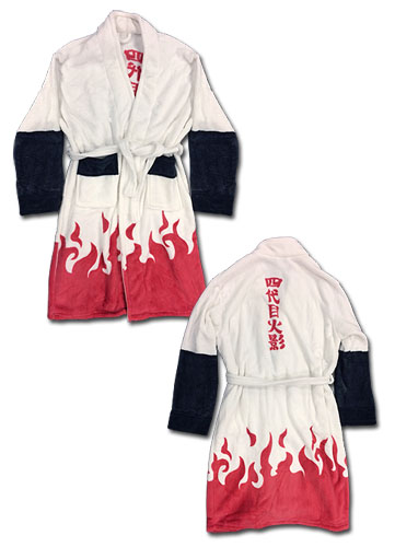 Naruto Shippuden - 4Th Hokage Bathrobe, an officially licensed product in our Naruto Shippuden Costumes & Accessories department.