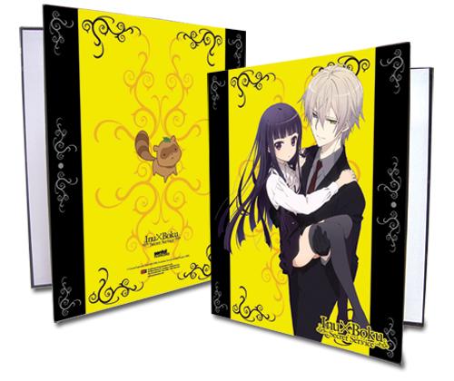 Inu X Boku Ririchiyo & Miketsukami Kun Binder, an officially licensed product in our Inu X Boku Binders & Folders department.