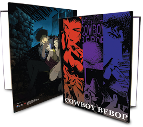 Cowboy Bebop Keyart Binder, an officially licensed product in our Cowboy Bebop Binders & Folders department.