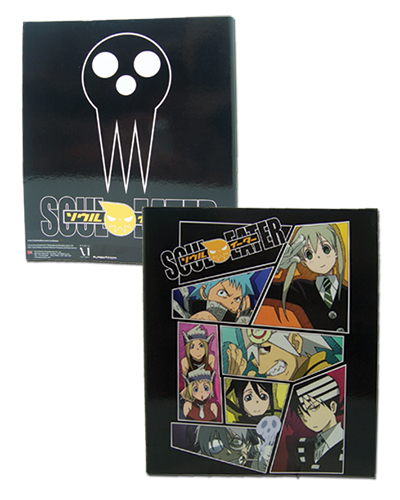 Soul Eater Group Binder, an officially licensed Soul Eater Binder/ Folder