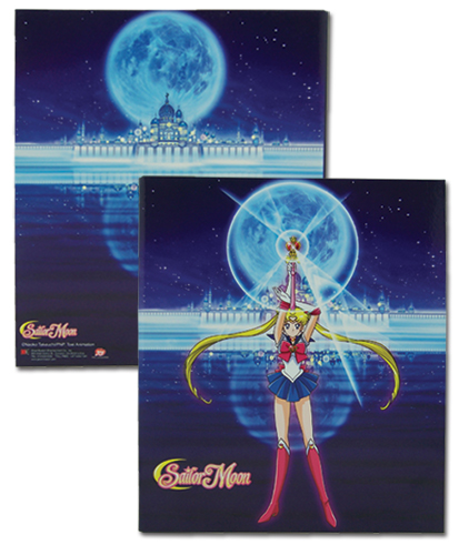Sailormoon S Sailormoon Binder, an officially licensed product in our Sailor Moon Binders & Folders department.