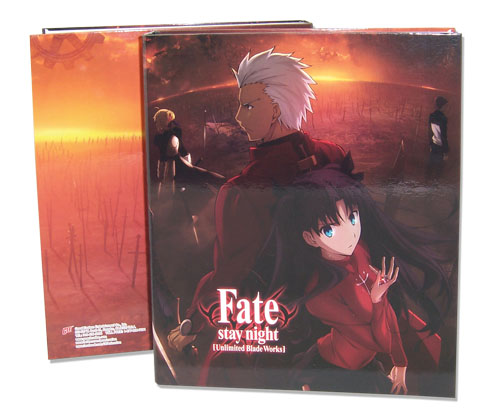 Fate/Stay Night - Rin & Archer Binder, an officially licensed product in our Fate/Zero Binders & Folders department.