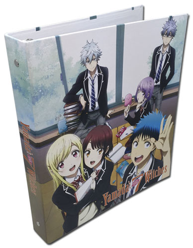 Yamada Kun - Study Break Binder, an officially licensed product in our Yamada-Kun And The Seven Witches Binders & Folders department.