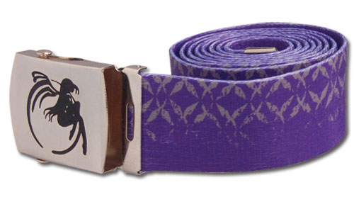 Accel World Aw Logo Fabric Belt, an officially licensed Accel World Buckle/ Belt