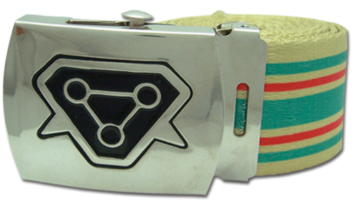Valvrave The Liberator - School Logo Fabric Belt, an officially licensed product in our Valvrave Belts & Buckles department.