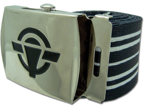 Vividred Operation - School Logo Fabric Belt, an officially licensed Vividred Operation product at B.A. Toys.