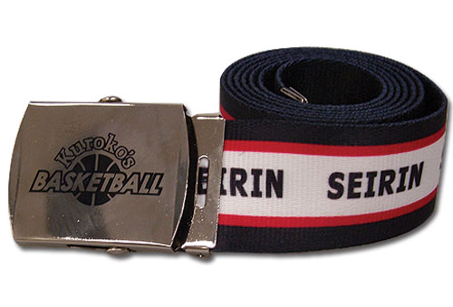 Kuroko's Basketball - Seirin Fabric Belt, an officially licensed product in our Kuroko'S Basketball Belts & Buckles department.