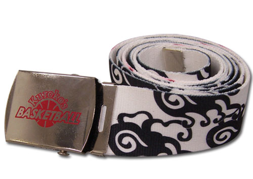 Kuroko's Basketball - Kagami Fabric Belt, an officially licensed Kuroko'S Basketball product at B.A. Toys.