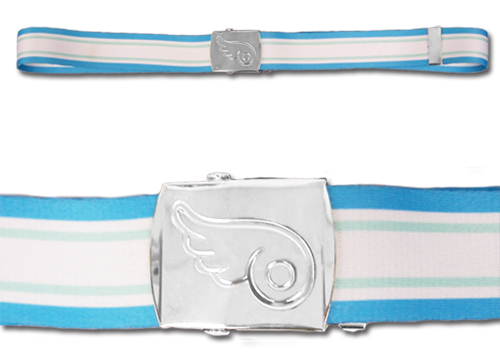 Heavens Lost Property - Wing Symbol Fabric Belt, an officially licensed Heaven'S Lost Property product at B.A. Toys.