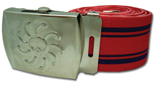 One Piece - Pirates Of Kuja Fabric Belt, an officially licensed One Piece product at B.A. Toys.