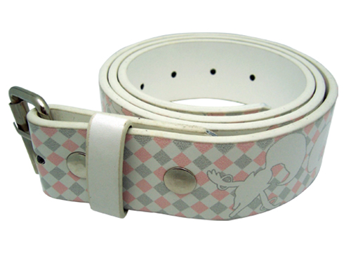 Madoka Magica - Kyubey Pu Belt L, an officially licensed product in our Madoka Magica Belts & Buckles department.