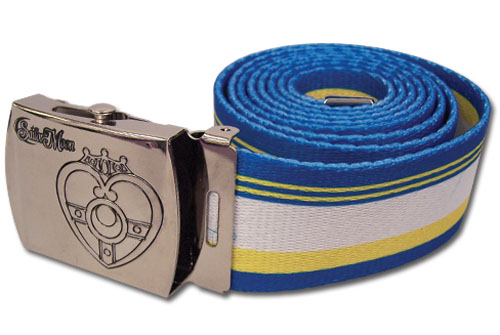 Sailor Moon - Sailor Moon Super Fabric Belt, an officially licensed product in our Sailor Moon Belts & Buckles department.