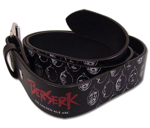 Berserk - Behelit Pu Leather Belt L, an officially licensed product in our Berserk Belts & Buckles department.