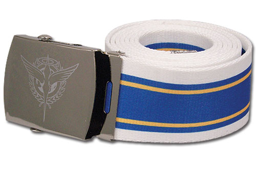 Gundam 00 - Celestial Being Fabric Belt, an officially licensed product in our Gundam 00 Belts & Buckles department.