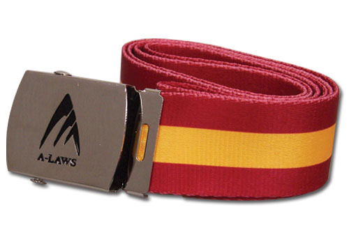 Gundam 00 - A Laws Fabric Belt, an officially licensed Gundam 00 product at B.A. Toys.