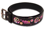 Sailor Moon - Sailor Moon Pu Belt L, an officially licensed product in our Sailor Moon Belts & Buckles department.