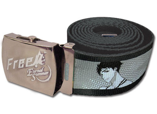Free! 2 - Sosuke Fabric Belt, an officially licensed Free! product at B.A. Toys.