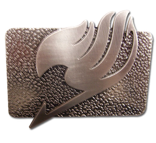 Fairy Tail - Guild Emblem Belt Buckle, an officially licensed product in our Fairy Tail Belts & Buckles department.