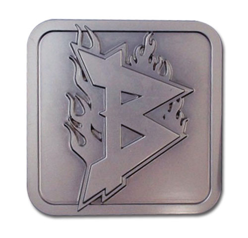 Accel World - Brain Burst Icon Belt Buckle, an officially licensed product in our Accel World Belts & Buckles department.