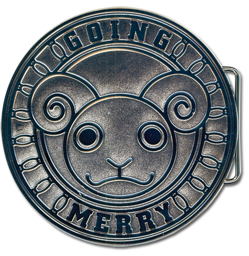 One Piece - Merry Belt Buckle, an officially licensed One Piece product at B.A. Toys.